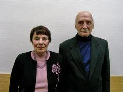 Лилии Ивановна и Юрий Михайлович Ключниковы